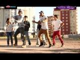 Смотрим и ставим лайки!!!Как танцует и одевается наша современная молодежь Black ANGELS-Кыргызстан