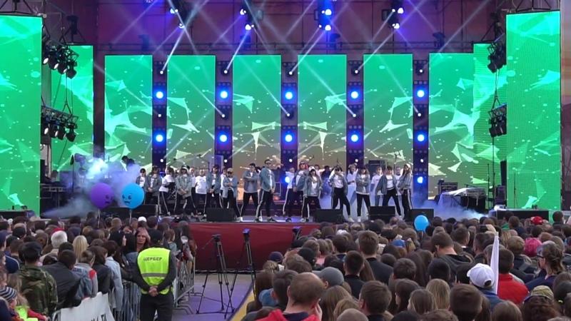 Супервыступление FREAK DANCE STUDIO на Дне Города ТАНЦЫ на ТНТ в Перми