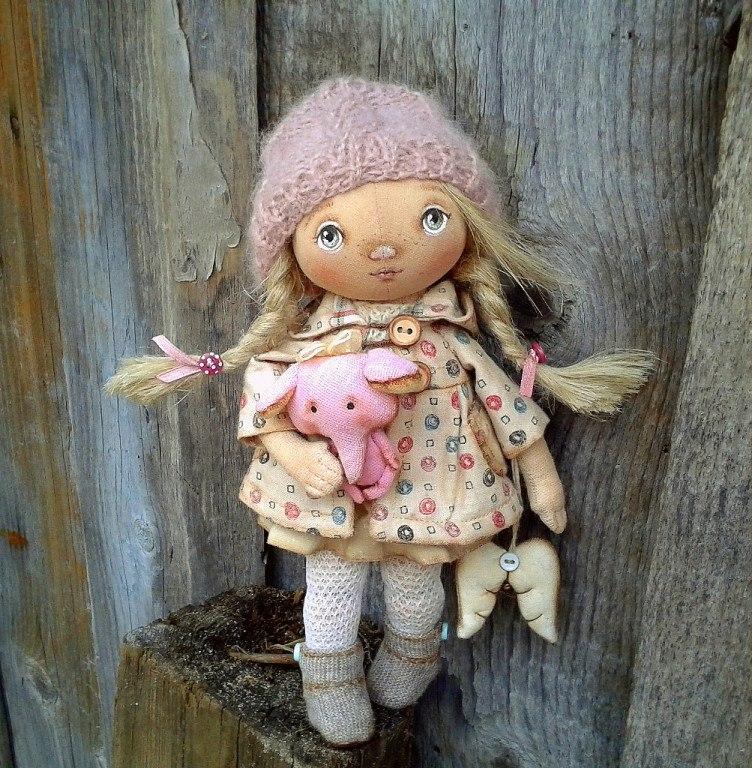 Кукла самодельная своими руками