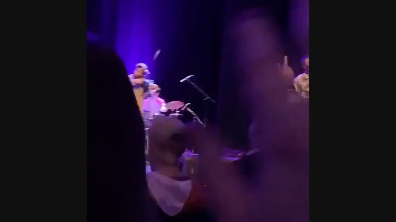 Fan taken video of Justin Bieber in Church (December 12)