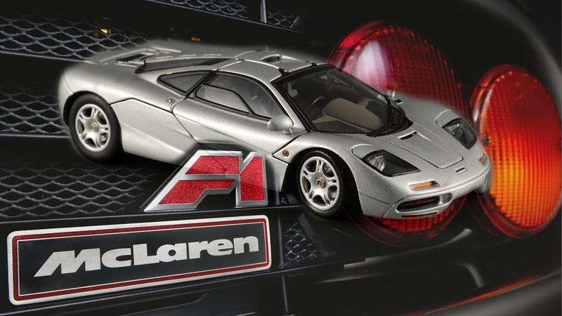 McLaren F1 - AUTOart