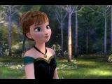 Холодное сердце Анна делает макияж / Frozen anna makeup