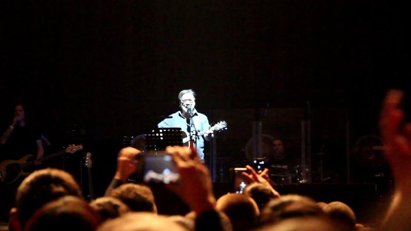 Шевчук спел Высоцкого на концерте, Улан Удэ, 10 12 18, ФСК