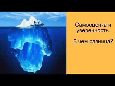 Самоценка и уверенность в чем разница