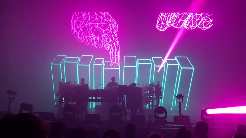 The Chemical Brothers - Go - Live in 4k @ Rockhal in Esch (Luxemburg) 13.06.18