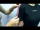Как правильно снимать мерки (видео от Танцующих)