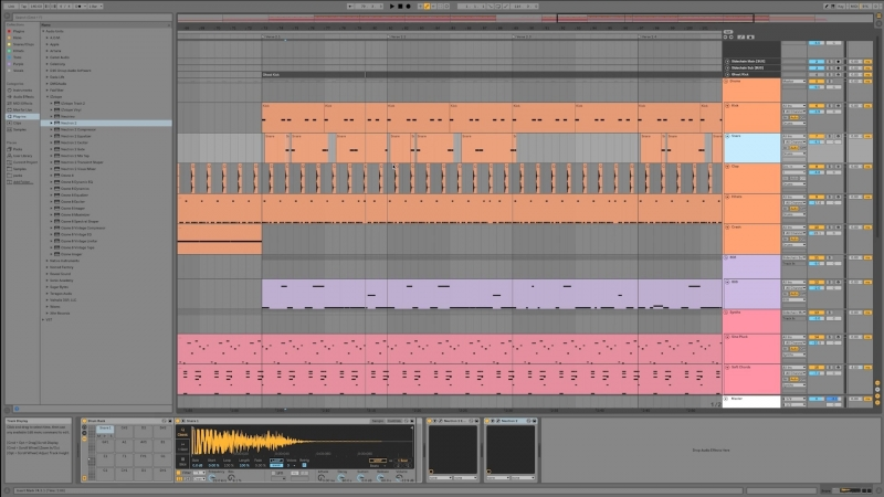 Mixing Mastering an EDM Song With iZotope Plugins In Ableton Live