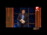 Тесак на телепередачи 'Один за всех' СТБ, Украина]