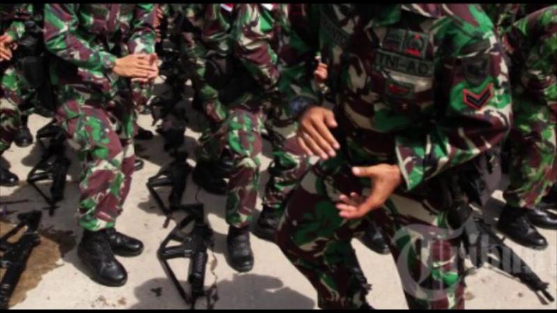 Oknum TNI Kabur saat Akan Ditangkap