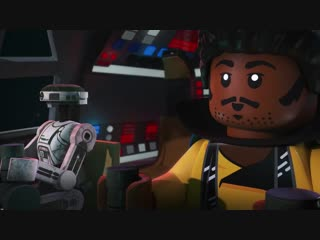 LEGO Star Wars: All Stars - Тизер