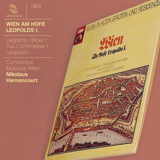 Nikolaus Harnoncourt альбом Wien Am Hofe Leopolds I