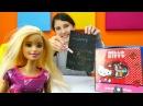 Barbie ile renkli alışveriş listesi yapıyoruz Tebeşir oyunu Kızoyunları