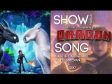 Castle On The Hill - Ed Sheeran [How to train your Dragon 3 Trailer #1 1080 x 1920