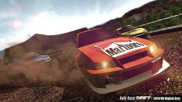 Скачать Rally Racer Drift для android