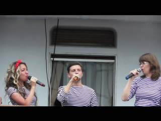 Валентин Сурков, Ия Шабердина,Катерина Яркая