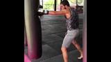 Chingiz Allazov training . ELITE FIGHT CLUB Black Sea . Sayfullah Hambahadov