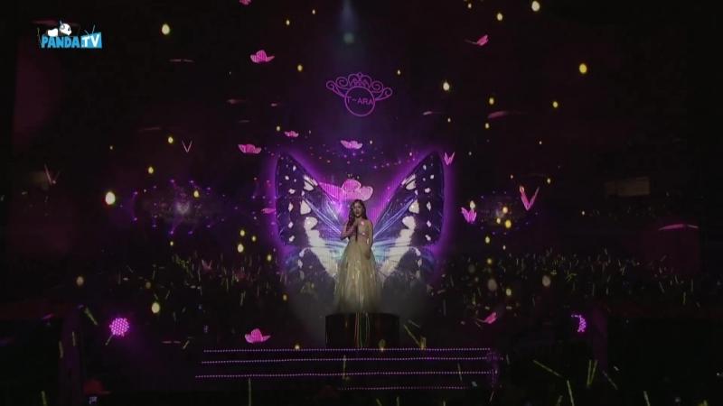151024 T-ARA- Soyeon - I can fly - Hefei Concert (solo)
