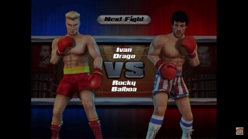 Rocky legends (PS2) Ivan Drago vs Rocky Balboa (Career Ivan Drago) — Яндекс.Видео — Яндекс.Браузер 19.06.2018 6_54_04
