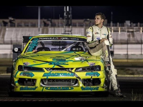 В занос - 1 часть - Мэтт Филд дрифт Nissan Silvia S14