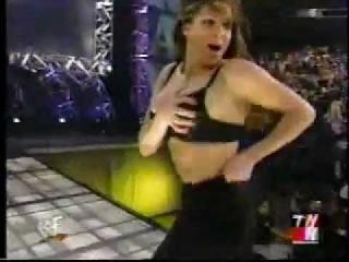 Steve Austin trolling Stephanie McMahon!