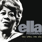 Ella Fitzgerald альбом Love Letters From Ella - The Never-Before-Heard Recordings
