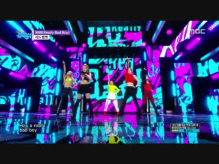 Red Velvet - RBB (Really Bad Boy) @ Music Core 181201