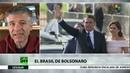 En la mira Los primeros meses del mandato de Jair Bolsonaro en Brasil