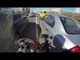 Экстремальные моменты на мотоцикле