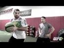 UFC Rio: Shogun's Strength & Conditioning