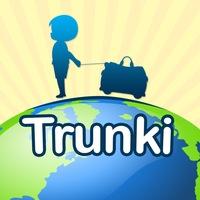 Логотип Trunki Путешествия