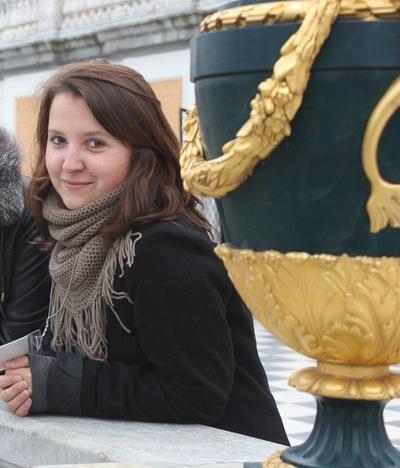 Мария Васильева, 12 сентября , Санкт-Петербург, id16257802