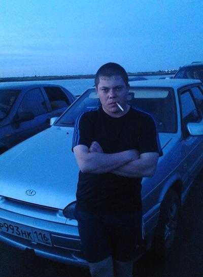 Константин Костюнин, 1 января , Нижнекамск, id154164056