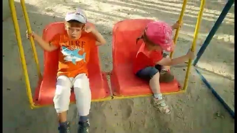 Беззаботное детство счастливых детей