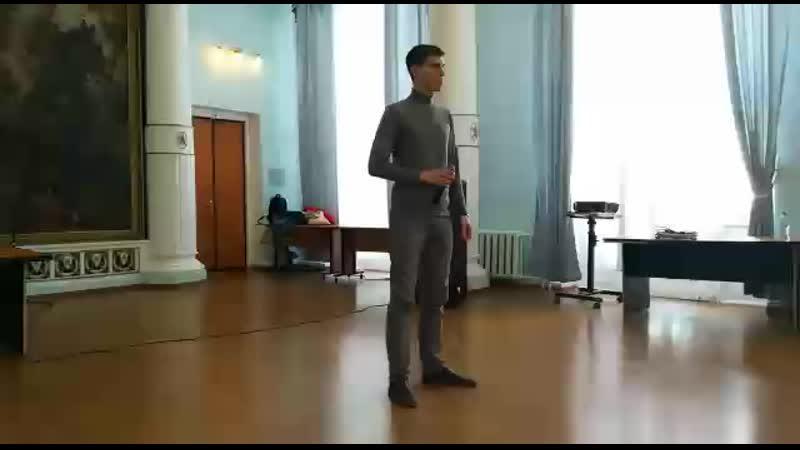 Семен Морозов -разговор со счастьем (2019 год)