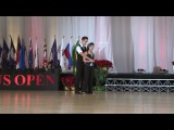 2012 US Open Swing Dance Championships -  Young Adult (14-17)  Division Champions