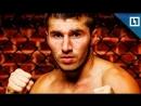 Чемпион мира по кикбоксингу Алим Набиев в спарринге