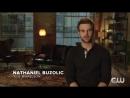 The Originals 5 season. Nathaniel Buzolic. Always an outsider.