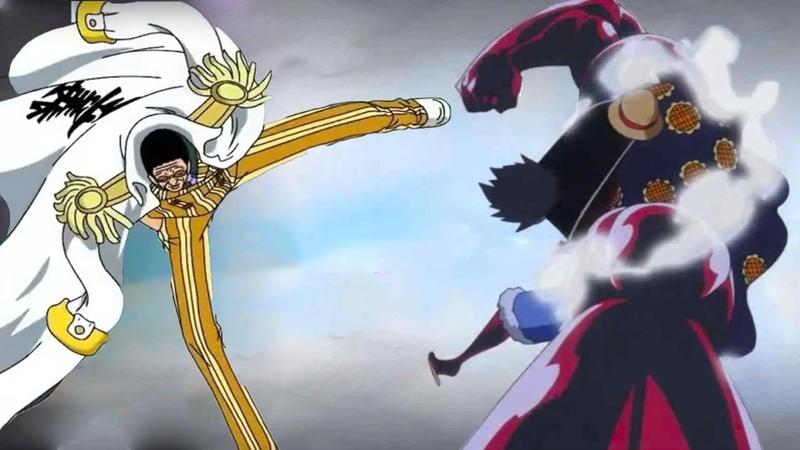 Luffy Vs. Kizaru [Amv] - One Piece {HD}
