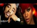 2Pac feat Rihanna - Love The Way You Lie Remix  HD