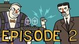 Super Science Friends Episode 2 Electric Boogaloo Tesla vs. Edison Animation