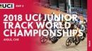 2018 UCI Junior Track World Championships Aigle CHE Day 3