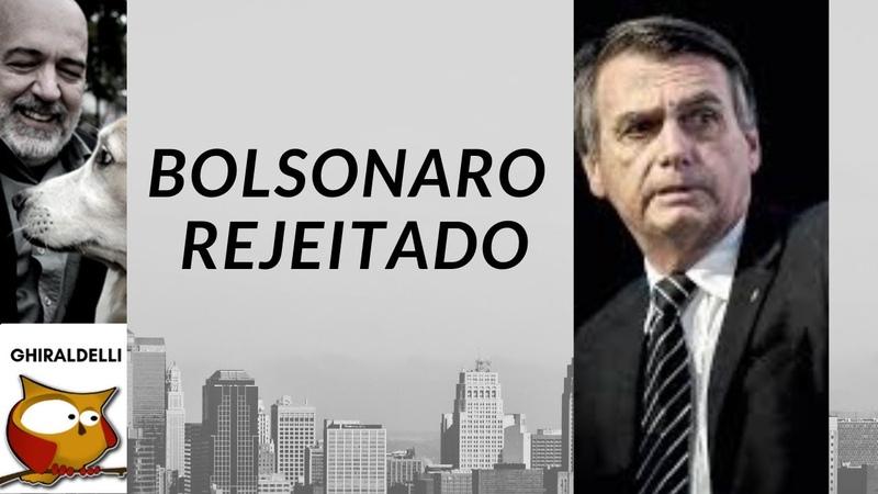 PROPOSTA DE BOLSONARO É REJEITADA PELA POPULAÇÃO