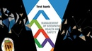Test bank for Management of Occupational Health and Safety 7th Edition