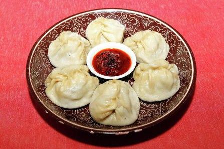 Манты по-киргизски