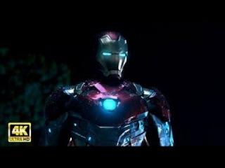 Железный Человек спасает Человека Паука