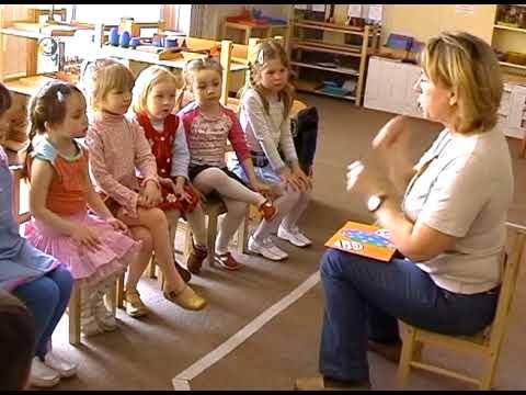 Детский Центр Монтессори Умная Кроха, 3-6 лет