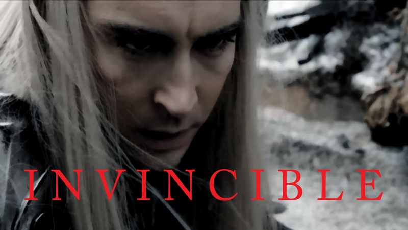 Elves of Middle-earth || Invincible - Two Steps From Hell