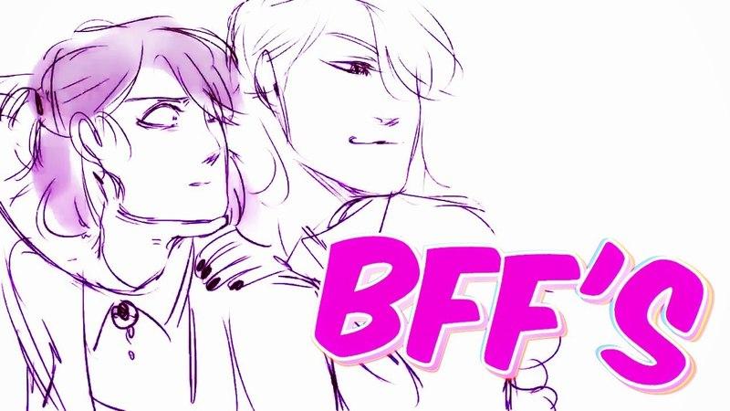 [Heathers] - BFF's