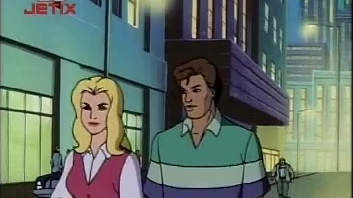 Человек-паук 1 сезон 2 серия ( Жало Скорпиона ).