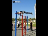 Day In The Park-Street Workout 2k13